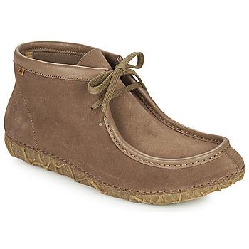 Zapatos Botas de caña baja El Naturalista REDES Beige