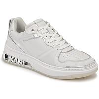 Zapatos Mujer Zapatillas bajas Karl Lagerfeld ELEKTRA LAY UP LO Blanco