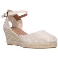 Zapatos Mujer Alpargatas Carmen Garcia 52S5 TAUPE Mujer Taupe marron