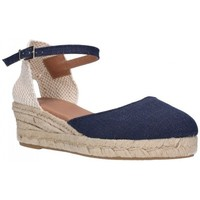 Zapatos Mujer Alpargatas Carmen Garcia 52S3 SUP MARINO Mujer Azul marino bleu