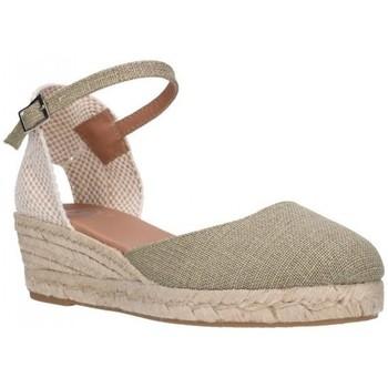 Zapatos Mujer Alpargatas Carmen Garcia 52S3 SUP BEIGE Mujer Beige beige