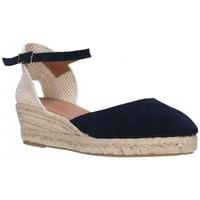 Zapatos Mujer Alpargatas Carmen Garcia 52S3 SER MARINO Mujer Azul marino bleu