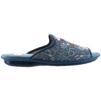 Zapatos Hombre Pantuflas Cosdam -1467 Jeans