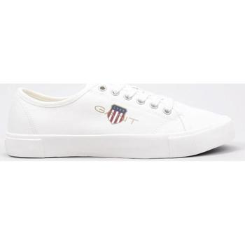 Zapatos Hombre Zapatillas bajas Gant  Blanco