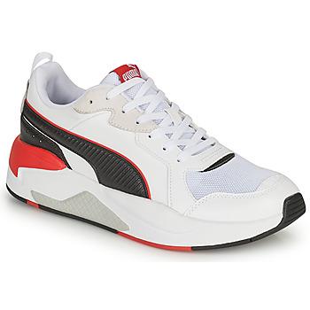 Zapatos Hombre Zapatillas bajas Puma XRAY GAME Blanco / Negro / Gris