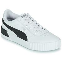 Zapatos Mujer Zapatillas bajas Puma CARINA Blanco / Negro