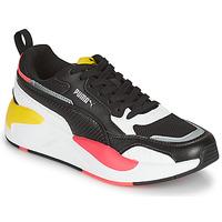 Zapatos Mujer Zapatillas bajas Puma XRAY2 SQUARE Negro / Blanco / Rosa