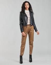 textil Mujer Pantalones con 5 bolsillos Oakwood GIFT Camel