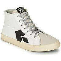Zapatos Mujer Zapatillas altas Le Temps des Cerises AUSTIN Blanco