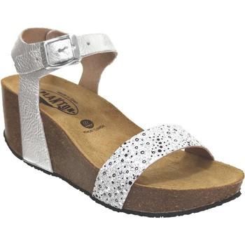Zapatos Mujer Sandalias Plakton So kiss plata