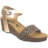 Zapatos Mujer Sandalias Plakton Brissa Platino metálico