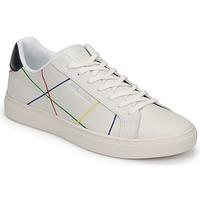 Zapatos Hombre Zapatillas bajas Paul Smith REX Blanco