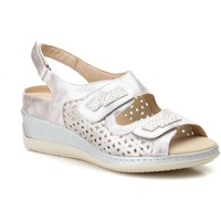 Zapatos Mujer Sandalias Gavi's Shoes Para Ella Sandalias anatómicas de piel by Gavi´s Argenté