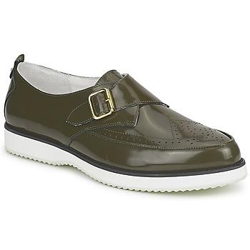 Zapatos Mujer Derbie McQ Alexander McQueen 308658 Verde