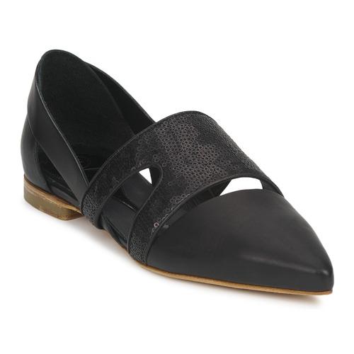 Zapatos casuales salvajes Zapatos especiales McQ Alexander McQueen 318321 Negro