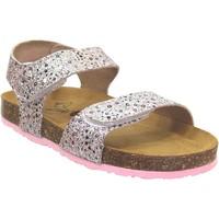 Zapatos Niña Sandalias Plakton Sara plata