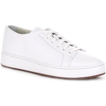 Zapatos Hombre Zapatillas bajas Santoni MBCU21405MIAGUDEI20 blanco