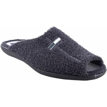 Zapatos Hombre Pantuflas Ne Les Ir por casa caballero NELES p6-6742 gris Gris