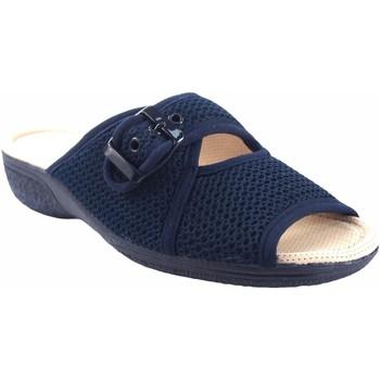 Zapatos Mujer Sandalias Berevere Pies delicados señora  v 6075 azul Azul