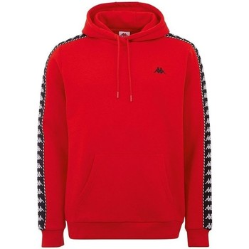 textil Hombre Sudaderas Kappa Igon Rojos