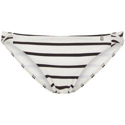 textil Mujer Bañador por piezas Beachlife Bañador twist Identity Pearl Black-blanco