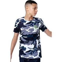 textil Niños Tops y Camisetas Hype  Multicolor