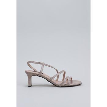 Zapatos Mujer Sandalias Krack  Beige