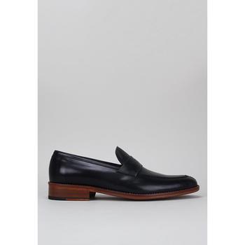 Zapatos Hombre Mocasín Roberto Torretta  Negro