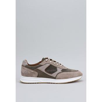 Zapatos Hombre Zapatillas bajas Krack  Beige