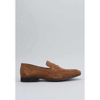 Zapatos Hombre Mocasín Krack  Marrón