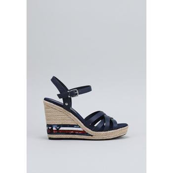 Zapatos Mujer Sandalias Tommy Hilfiger  Azul