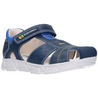 Zapatos Niño Sandalias Pablosky 501025 Niño Azul marino bleu