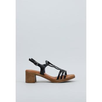 Zapatos Mujer Sandalias Sandra Fontan  Negro