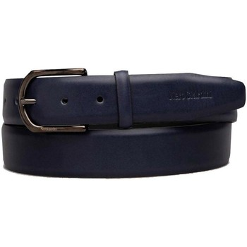 Accesorios textil Hombre Cinturones NeroGiardini NG-UC-E051480U-blu BLU