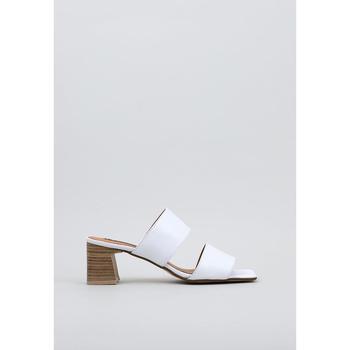 Zapatos Mujer Zuecos (Mules) Krack  Blanco