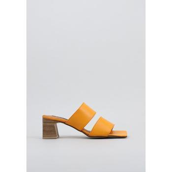 Zapatos Mujer Zuecos (Mules) Krack  Naranja