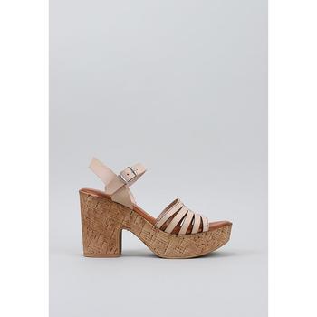 Zapatos Mujer Sandalias Musse & Cloud  Beige