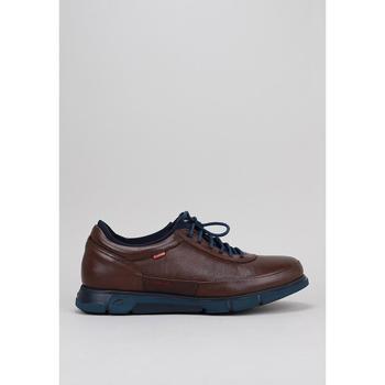 Zapatos Hombre Derbie Fluchos  Marrón