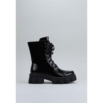 Zapatos Mujer Botas de caña baja Krack  Negro