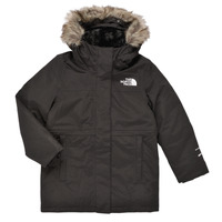 textil Niña Parkas The North Face ARCTIC SWIRL PARKA Negro