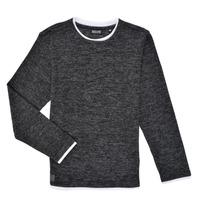 textil Niño Camisetas manga larga Deeluxe MONAN Negro