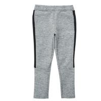 textil Niño Pantalones de chándal Puma EVOSTRIPE PANT Gris