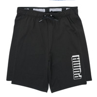 textil Niño Shorts / Bermudas Puma ALPHA SHORT Negro