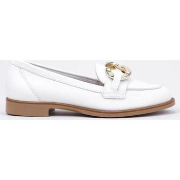 Zapatos Mujer Mocasín Krack  Blanco