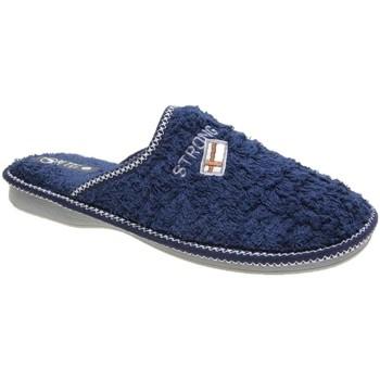 Zapatos Hombre Pantuflas Javer 35178.20 POS MARINO