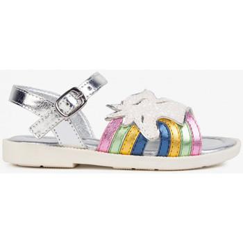 Zapatos Niños Sandalias Conguitos LV1 303 05 Plata