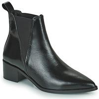 Zapatos Mujer Botas de caña baja Jonak ANOKI Negro