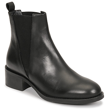 Zapatos Mujer Botas de caña baja Jonak DODGE Negro