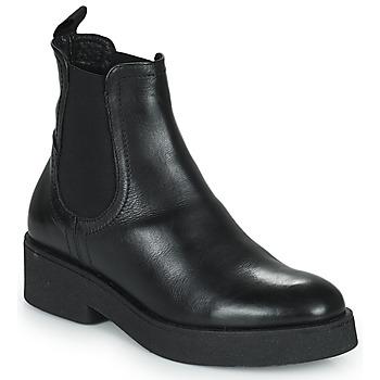 Zapatos Mujer Botas de caña baja Jonak NOLITA Negro