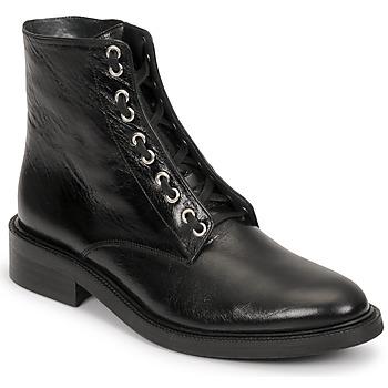 Zapatos Mujer Botas de caña baja Jonak DOLCE Negro